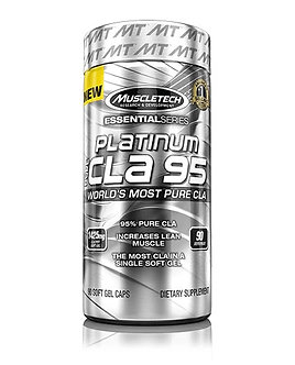 MuscleTech - Platinum Pure CLA 95 [90 Softgels] Unflavored