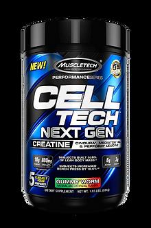 MuscleTech - CELL-TECH™ NEXT GEN [30 Servings] Gummy Worm