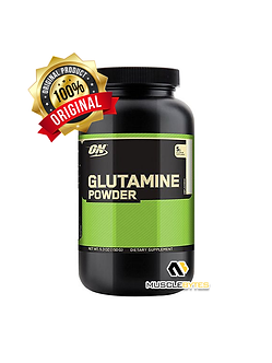 Optimum Nutrition Glutamine Powder 150 Grams / 30 Servings