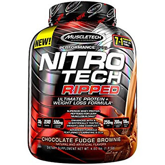 MuscleTech - Nitro Tech Ripped