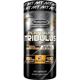 MuscleTech - Platinum 100% Tribulus [100 Servings] Unflavoured