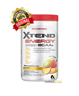 SCIVATION - Xtend Energy + BCAAs [30 Servings]