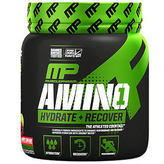 MusclePharm - Amino 1 Post Workout [30 Servings] Cherry Limeade