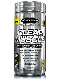 MuscleTech - CLEAR MUSCLE™ [168 Caps] Unflavored