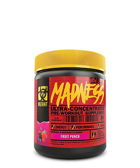 Mutant - MUTANT MADNESS [30 Servings] Fruit Punch