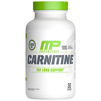 MusclePharm - Carnitine Weight Loss Support [30 Servings] Unflavored