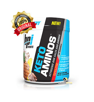 BPI - Keto Aminos [30 Servings]