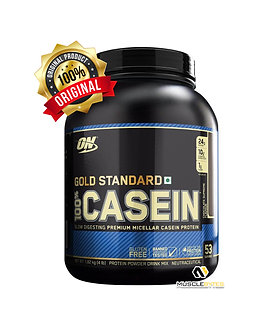 Optimum Nutrition Gold Standard 100% Casein [4 LBS]