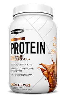 MuscleTech - Peak Series Protein [2 LBS / 28 Servings] Chocolate Cake