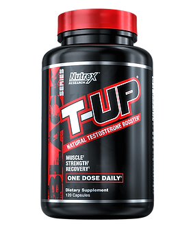 Nutrex Research - T-UP [120 Caps] Unflavored
