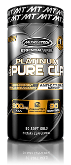 MuscleTech - Platinum Pure CLA [90 Softgels] Unflavored
