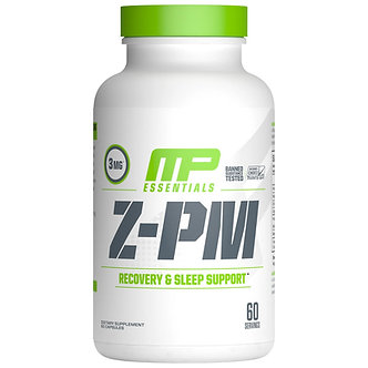 MusclePharm - Z-PM [60 Servings] Unflavored