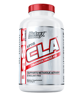 Nutrex Research - LIPO-6 CLA [180 Softgels] Unflavored
