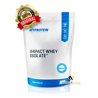 MYPROTEIN Impact Whey Isolate 5.5 LBS