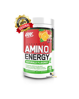 Optimum Nutrition Amino Energy Naturally Flavored [25 Servings]