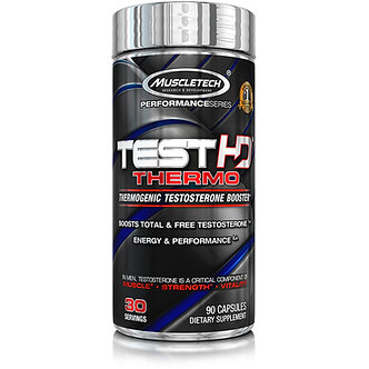 MuscleTech - TEST HD® THERMO [30 Caps]