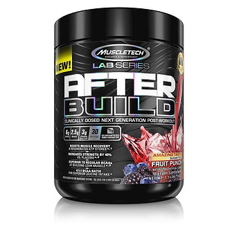 MuscleTech -After Build