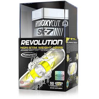 MuscleTech - Hydroxycut® SX-7® Revolution Non-Stim [90 Capsules / 30 Servings] Front