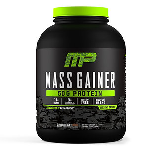 MusclePharm - MusclePharm Mass Gainer [6 LBS / 9 Servings] Chocolate