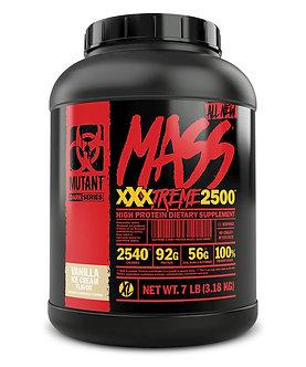 Mutant - MUTANT MASS XXXTREME 2500 [7 LBS / 11 Servings] Vanilla Ice Cream
