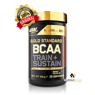 ON - Gold Standard BCAA [28 Servings]