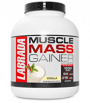LABRADA - Muscle Mass Gainer [6 LBS]