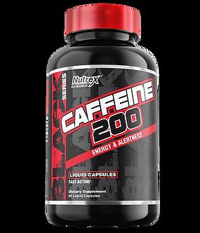 Nutrex Nutrition - CAFFEINE 200 [60 Caps] Caffeine