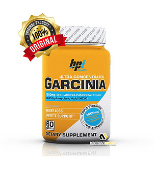 BPI - Ultra Concentrated Garcinia 60 Servings