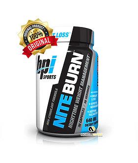 BPI - Nite Burn 30 Servings