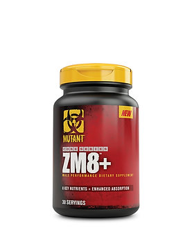 Mutant - MUTANT ZM8+ [30 Servings] Unflavored