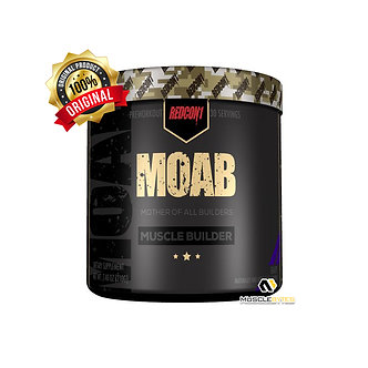 RedCon1 - MOAB Muscle Builder [30 Servings]