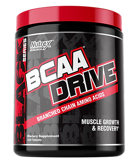 Nutrex Research - BCAA DRIVE [40 Servings] Unflavored