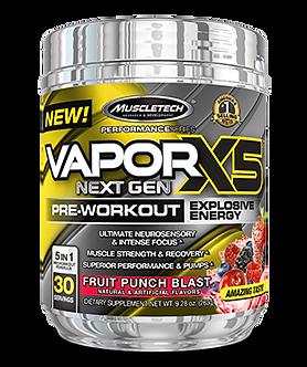 MuscleTech -Vapor X5 Next Gen