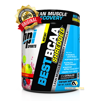 BPI Sports Best BCAA Shredded 25 Servings