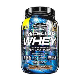 MuscleTech - MICELLAR WHEY [2 LBS / 25 Servings] Milk Chocolate