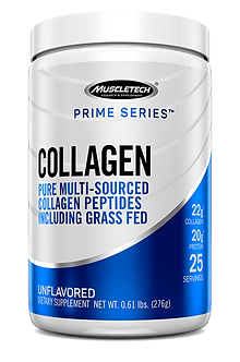 MuscleTech - Prime Series Collagen [25 Servings] Unflavored