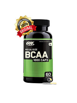 Optimum Nutrition BCAA 1000 CAPS [60 Caps]