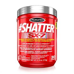 MuscleTech - #Shatter SX-7® [50 Servings] Fruit Punch Blast