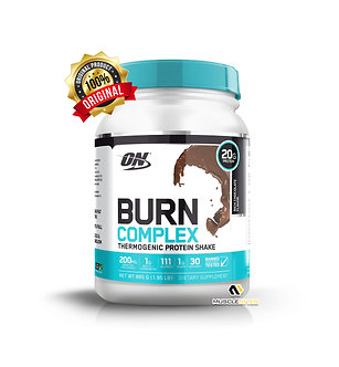 ON - Burn Complex Thermogenic Protein Shake [30 Servings]