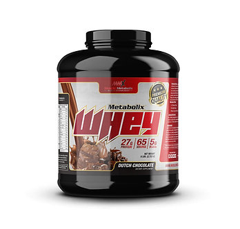 Muscle Metabolix - WHEY [6 LBS]