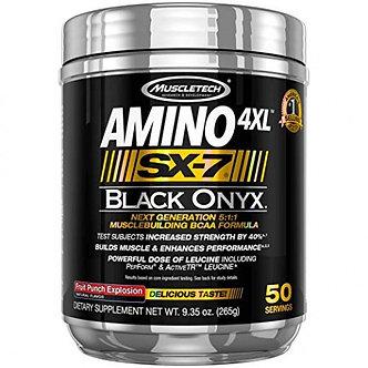 MuscleTech - Amino 4XL™ SX-7® Black Onyx™ [50 Servings] Fruit Punch Explosion