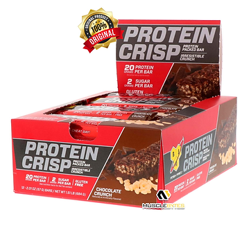 BSN - Protein Crisp 12 Bars