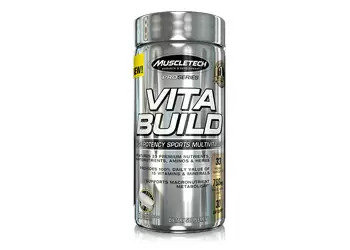 MuscleTech - Vita Build™ [75 Caps] Unflavored