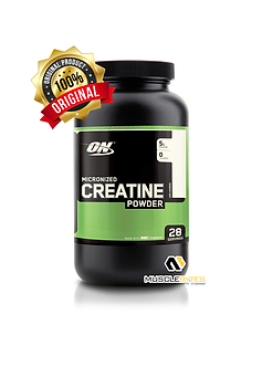 Optimum Nutrition Micronized Creatine 600 Grams / 114 Servings