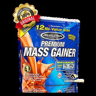 MuscleTech -Premium Mass Gainer [12 LBS]