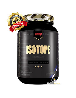 RedCon1 - Isotope 100% Whey Protein Isolate [5 LBS]