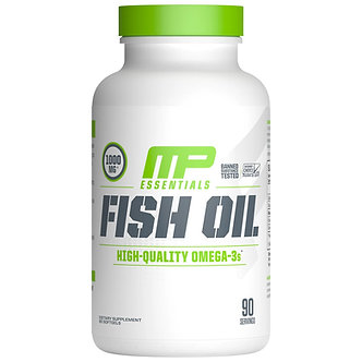 MusclePharm - Fish Oil [90 Servings] Unflavored
