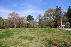 10号地 北側の風景