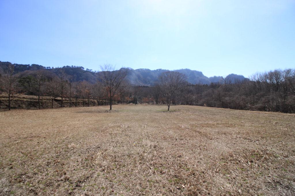 1号地 南側風景