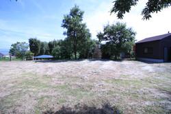 敷地より北東側の風景